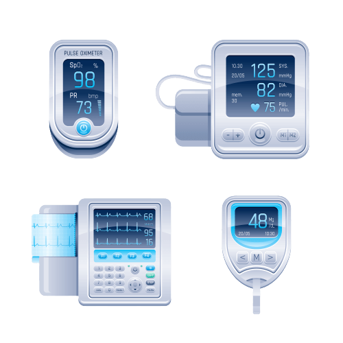 Blutdruckmessgerät Varianten